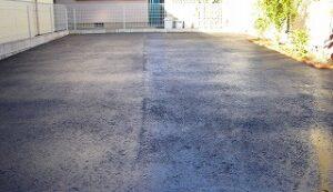 小山特許事務所の駐車場